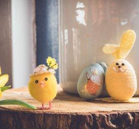 Mένουμε σπίτι και διακοσμούμε τον χώρο μας για το Πάσχα - 10 φανταστικές ιδέες από το Instagram! (βίντεο)  - Κυρίως Φωτογραφία - Gallery - Video