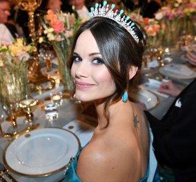 Οι 10 top εμφανίσεις της Πριγκίπισσας Σοφίας της Σουηδίας που πήγε εθελόντρια στην κουζίνα των νοσοκομείων - Παλιά ήταν μοντέλο (φωτό) - Κυρίως Φωτογραφία - Gallery - Video