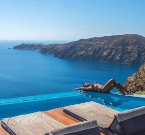 To exotic luxury media αναρωτιέται - Εσείς που θα... ξυπνήσετε μετά τον κορωνοϊό: Στις Μπαχάμες, την Ινδονησία ή την Σαντορίνη; (φωτό - βίντεο) - Κυρίως Φωτογραφία - Gallery - Video