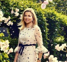 Η Βασίλισσα Μαξίμα της Ολλανδίας κοντά σε επαγγελματίες που πλήττει ο κορωνοϊός: Ξενοδόχους, catering, μεταφορικές εταιρείες (φωτό) - Κυρίως Φωτογραφία - Gallery - Video