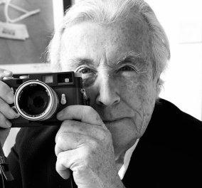 Πέθανε ο Victor Skrebneski: Μυθικός φωτογράφος των διασήμων μοντέλων & των βασιλιάδων - Δείτε φωτό - Κυρίως Φωτογραφία - Gallery - Video