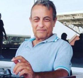 """Εικόνες από την κηδεία του γνωστού αθλητικογράφου Άκη Τσόπελα - Τελευταίο """"αντίο"""" από λίγους συναδέλφους του λόγω κορωνοϊού - Κυρίως Φωτογραφία - Gallery - Video"""