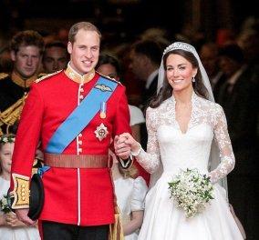 9 χρόνια γάμου για τον διάδοχο του θρόνου της Αγγλίας William & την πριγκίπισσα Kate - Αναμνήσεις & φωτοάλμπουμ - Κυρίως Φωτογραφία - Gallery - Video