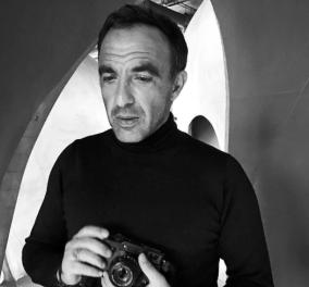 Ο Νίκος Αλιάγας με ένα συγκινητικό βίντεο στέλνει μήνυμα συμπαράστασης από το νησί της Αμοργού στους Γάλλους που δοκιμάζονται από τον κορωνοϊό - Κυρίως Φωτογραφία - Gallery - Video