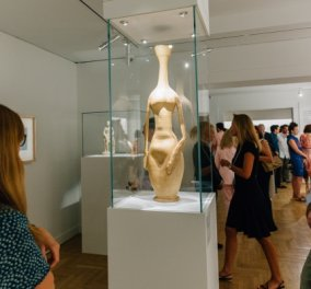 Good news : Τo πρώτο Διεθνές βραβείο κοινού Youniversal την έκθεση «Πικάσο και Αρχαιότητα - Γραμμή και πηλός»  - Κυρίως Φωτογραφία - Gallery - Video
