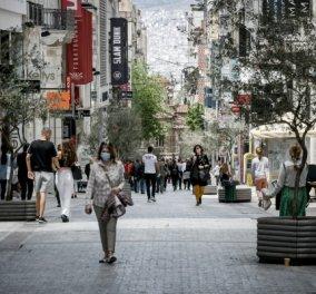 Ποια καταστήματα ανοίγουν τη Δευτέρα 11 Μαΐου - Τα ωράρια & οι περιορισμοί - Κυρίως Φωτογραφία - Gallery - Video