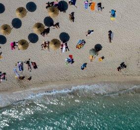 Όλη η λίστα με τις 515 οργανωμένες παραλίες που θα ανοίξουν αυτό το Σαββατοκύριακο - Ο τρόπος λειτουργίας, τα μέτρα & τα πρόστιμα - Κυρίως Φωτογραφία - Gallery - Video