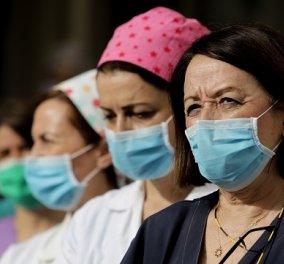 Ας τιμήσουμε αυτές τις γυναίκες νοσηλεύτριες σήμερα Παγκόσμια Ημέρα Νοσηλευτή (φωτό) - Κυρίως Φωτογραφία - Gallery - Video