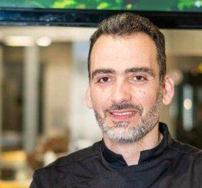 Έφυγε ξαφνικά μόλις 41 ετών ο σεφ Γιάννης Ροδοκανάκης - Κυρίως Φωτογραφία - Gallery - Video