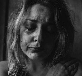 485 Ελληνίδες σύζυγοι - σύντροφοι & πολλά παιδιά βίωσαν σκληρές εικόνες ή... έφαγαν ξύλο - Αύξηση ενδοοικογενειακής βίας τις μέρες της καραντίνας  - Κυρίως Φωτογραφία - Gallery - Video