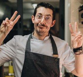 Ο Αλέξανδρος Τσιοτίνης στο eirinika - Το live instagram με την Ειρήνη Νικολοπούλου: Πως έχασα 60 κιλά δουλεύοντας σε γαλλικά εστιατόρια (βίντεο) - Κυρίως Φωτογραφία - Gallery - Video