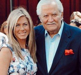 Η Τζένιφερ Άνιστον & ο πατέρας της Γιάννης Αναστασάκης τα ξαναβρήκαν - Ύστερα από 40 χρόνια εγκατάλειψης πάλι μαζί - Κυρίως Φωτογραφία - Gallery - Video