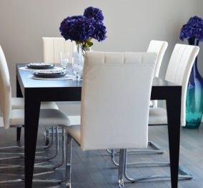 Μεταμορφώστε την τραπεζαρία σας σύμφωνα με τις τάσεις της μόδας - Ο Σπύρος Σούλης μάς προτείνει 5 ιδέες ανανέωσης - Κυρίως Φωτογραφία - Gallery - Video