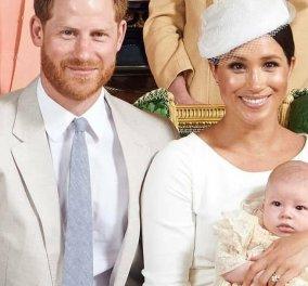 Happy Birthday Archie! Ο γιος του Harry & της Meghan γίνεται ενός έτους - Οι ωραιότερες φωτογραφίες του μωρού - Κυρίως Φωτογραφία - Gallery - Video