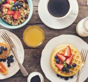 Ιδέες για υγιεινά & χορταστικά πρωινά!  - Κυρίως Φωτογραφία - Gallery - Video