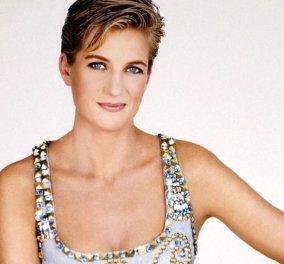 Όταν η Lady Diana έκοψε πολύ κοντά τα μαλλιά της & έγινε top μοντέλο του Versace (φωτό) - Κυρίως Φωτογραφία - Gallery - Video