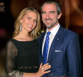 Ο Πρίγκιπας Νικόλαος ανεβάζει ένα βίντεο με την γυναίκα του & την πεθερά του να γελούν – Η ξεχωριστή στιγμή της Τατιάνας - Κυρίως Φωτογραφία - Gallery - Video
