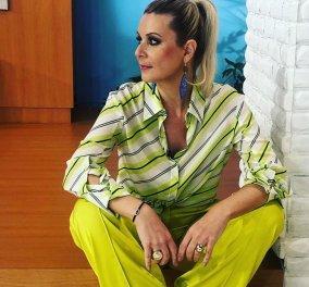 Simona Corsellini: Αυτή είναι η μάρκα που προτιμά η Κατερίνα Γκαγκάκη για το stylish & σικ ντύσιμό της (φωτό) - Κυρίως Φωτογραφία - Gallery - Video