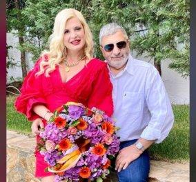Ο Γιώργος Πατούλης με την εντυπωσιακή σύζυγό του Μαρίνα ντυμένη με την τελευταία λέξη της μόδας γιορτάζουν την Πρωτομαγιά  - Κυρίως Φωτογραφία - Gallery - Video