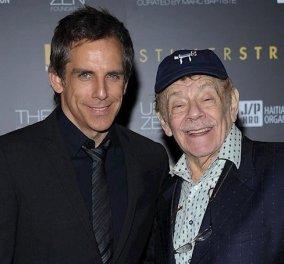 Ο Ben Stiller θρηνεί την απώλεια του πατέρα του - «Σε αγαπάω μπαμπά» γράφει & συγκινεί (φωτό)  - Κυρίως Φωτογραφία - Gallery - Video