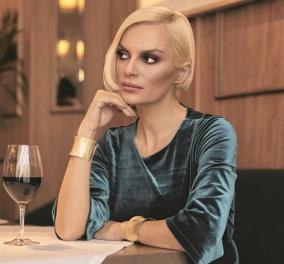 Έλενα Χριστοπούλου: Με άψογο στυλ αλλά & παντόφλα δέχεται  όλη μέρα ευχές για την γιορτή της (φωτό) - Κυρίως Φωτογραφία - Gallery - Video