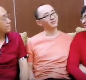 Story of the day: Ζευγάρι Κινέζων βρήκαν τον γιο τους μετά από 32 χρόνια - Tον είχαν απαγάγει όταν ο μπαμπάς του τον άφησε για λίγα λεπτά - Κυρίως Φωτογραφία - Gallery - Video