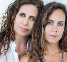 Άγριες Μέλισσες: Η Κατερίνα Διδασκάλου με την κόρη της & την αδελφή της -  Η Δανάη Μιχαλάκη με τον μπαμπά της (Φωτό)  - Κυρίως Φωτογραφία - Gallery - Video