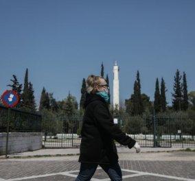 Κορωνοϊός - Ελλάδα: Στους 154 οι νεκροί στην χώρα μας -Κατέληξε 53χρονος στο «Σωτηρία» - Κυρίως Φωτογραφία - Gallery - Video