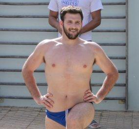 Πρώτη συγκέντρωση & προπόνηση της Εθνικής μας ομάδας Πόλο: Καρέ – καρέ η προετοιμασία στην πισίνα - Κυρίως Φωτογραφία - Gallery - Video