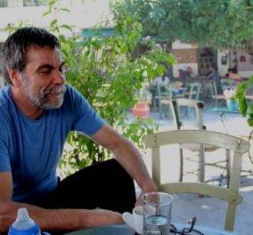 Σπαραχτική μαντινάδα – Το αντίο του 27χρονου γιου του Λευτέρη Καλομοίρη στον πατέρα του  - Κυρίως Φωτογραφία - Gallery - Video