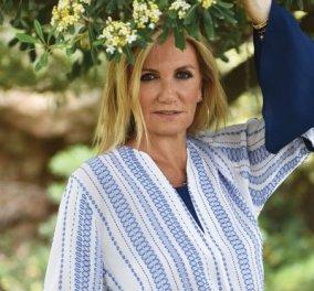 Η Μαρέβα Μητσοτάκη ευχαριστεί το κορυφαίο ταξιδιωτικό περιοδικό Conde Nast: Προτείνει την Ελλάδα για διακοπές με φωτό Ύδρας - Κυρίως Φωτογραφία - Gallery - Video