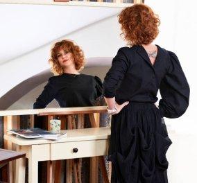 Μοντέρνοι συνδυασμοί με δερμάτινη πλισέ φούστα - Κυρίως Φωτογραφία - Gallery - Video