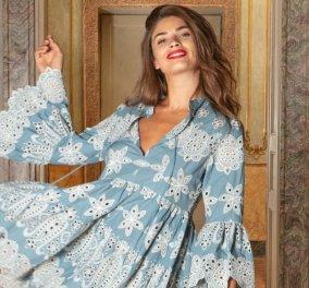Antica Sartoria: Ο Ιταλός από το Capri με φανταστικές πουκαμίσες, ονειρεμένα καφτάνια, ολοκέντητες τσάντες -  Έχει κατακτήσει τον πλανήτη (Φωτό) - Κυρίως Φωτογραφία - Gallery - Video