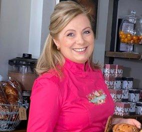 Η Ντίνα Νικολάου δημιουργεί πουτίγκα με τσουρέκι, φράουλες & σοκολάτα - Ο Δημήτρης Γρηγοράκης αναλύει τα συν αυτής της συνταγής - Κυρίως Φωτογραφία - Gallery - Video