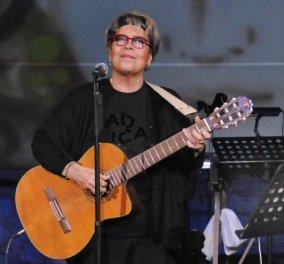 Good News: Η Δήμητρα Γαλάνη θα τραγουδήσει στο άδειο Κέντρο Πολιτισμού Σταύρος Νιάρχος & μπορεί να την ακούσει όλος ο κόσμος - Κυρίως Φωτογραφία - Gallery - Video