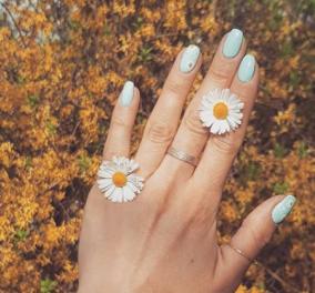 Boho Nails: 35+1 σχέδια στα νύχια για να ολοκληρώσεις το στυλ σου - Κυρίως Φωτογραφία - Gallery - Video