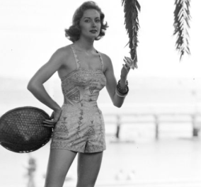 Vintage pics: Πανέμορφα μοντέλα της  δεκαετίας 1940-50  με μαγιό & θηλυκές καμπύλες - Κυρίως Φωτογραφία - Gallery - Video