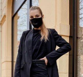 Πώς να φορέσεις το μαύρο σακάκι - Εντυπωσιακοί casual πρωινοί συνδυασμοί - Κυρίως Φωτογραφία - Gallery - Video