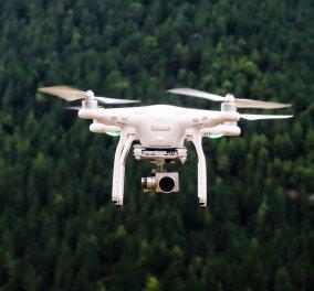 Επιχείρηση - πόλεμος στα κουνούπια με drone: Ψεκασμοί για να αποφύγουμε & τον ιο του Δυτικού Νείλου στις κότες - Κυρίως Φωτογραφία - Gallery - Video