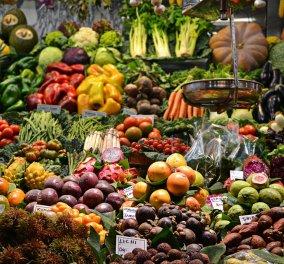 Φρούτα, λαχανικά, νέες συνταγές: Η υγιεινή διατροφή είναι πια γεγονός – Μεγάλη έρευνα - Κυρίως Φωτογραφία - Gallery - Video