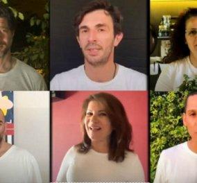 Υπέροχο βίντεο: Οι Έλληνες σεφ ενώθηκαν μαζί & επιστρέφουν για να φάμε επιτέλους ξανά καλά – Αισιοδοξία & ωραίες ατάκες  - Κυρίως Φωτογραφία - Gallery - Video
