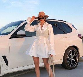 Λευκό φόρεμα: Το απόλυτο καλοκαιρινό σύνολο & πως να το φορέσετε - Οι πιο στυλάτοι συνδυασμοί - Κυρίως Φωτογραφία - Gallery - Video