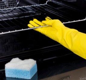 Σπύρος Σούλης: Έτσι θα καθαρίσετε τον φούρνο σας με φυσικό τρόπο! (βίντεο) - Κυρίως Φωτογραφία - Gallery - Video