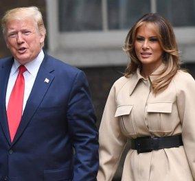 Προσοχή: Ο Ντόναλντ Τραμπ βγαίνει για πρώτη φορά από τον Λευκό Οίκο - Μετά από έναν μήνα θα πιάσει τον Μάη (φωτό) - Κυρίως Φωτογραφία - Gallery - Video