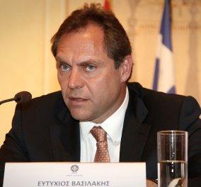 Ευτύχης Βασιλάκης - Πρόεδρος Aegean: Σε ένα μήνα πήγαμε από το ρετιρέ στο υπόγειο - Έχουμε το 0,05% των εσόδων - Κυρίως Φωτογραφία - Gallery - Video