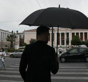 Έκτακτο Δελτίο Επιδείνωσης του καιρού: Σε ποιες περιοχές θα έχουμε σήμερα βροχές & καταιγίδες; - Κυρίως Φωτογραφία - Gallery - Video