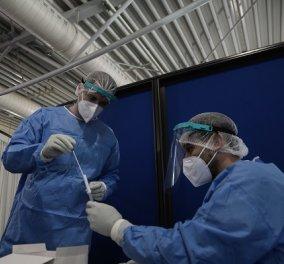 Καθηγητής Ηλίας Μόσιαλος: Κάποιοι συμπολίτες μας πήραν αψήφιστα τον ιό - Εγρήγορση για τα 97 νέα κρούσματα - Κυρίως Φωτογραφία - Gallery - Video