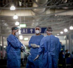 Κορωνοϊός – Ελλάδα: 10 νέα κρούσματα, 3.376 συνολικά – Κανένας νέος θάνατος - Κυρίως Φωτογραφία - Gallery - Video