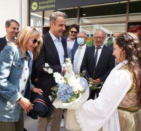 Όλα όσα έγιναν στη Σαντορίνη με τον πρωθυπουργό να κηρύσσει την επανεκκίνηση του τουρισμού (Φωτό & Βίντεο)  - Κυρίως Φωτογραφία - Gallery - Video