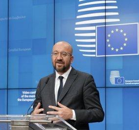 Ολοκληρώθηκε χωρίς αποτέλεσμα η Σύνοδος Κορυφής της ΕΕ - Σαρλ Μισέλ: Χρειαζόμαστε συμφωνία το συντομότερο (φωτό) - Κυρίως Φωτογραφία - Gallery - Video